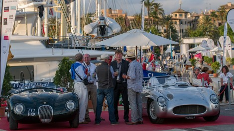 Running alongside the Palma Boat Show, the Superyacht Show sees yachts of over 24 metres on display