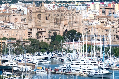 Sunseeker Mallorca will be present at the Palma Superyacht Show from 30th April - 4th May