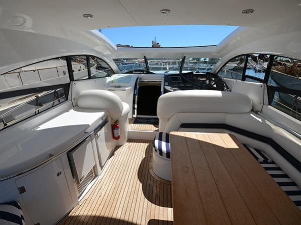 "Sunseeker Predator 61 ""SKYWALKER"" listed by Sunseeker Southampton"
