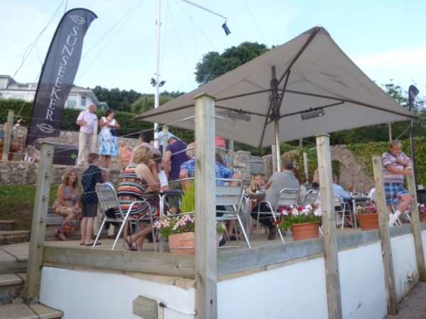 Sunseeker Torquay sponsored this year's Torquay MDL Marina's Summer Party