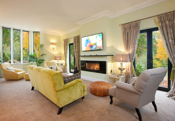 Apartments in the Mansion House of The Arboretum are available with 999 year lease