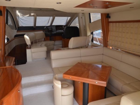 "Sunseeker Manhattan 60 ""SARP"" reduced by Sunseeker Turkey"