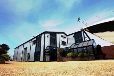 The Sunseeker Poole office has enjoyed a busy season so far in 2014