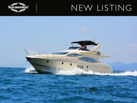 "The Azimut 68 Plus ""LOU LOU"" is an excellent flybridge option, promising power and accommodation in abundance"