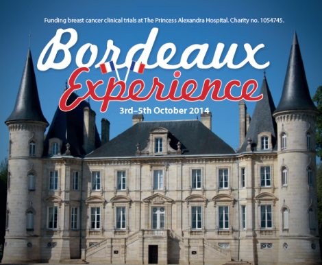 PAH Breast Trials' 'Bordeaux Experience' offers a stunning itinerary for wine lovers, exploring the local region and deluxe vineyards