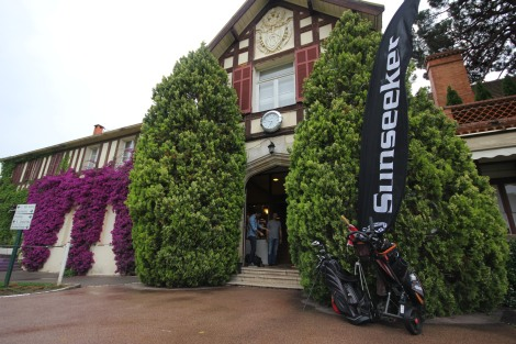 The Old Course at Cannes-Mandelieu was host to the 3rd annual Globe Brodeurs Gold Cup this June 2014