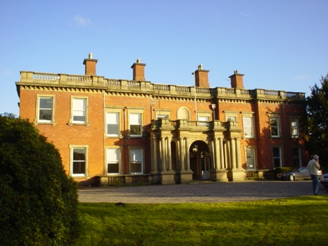Booths Hall is home to Sunseeker Cheshire in Knutsford