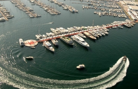 The 34th Istanbul International Boat Show takes place from the 23rd to 28th September
