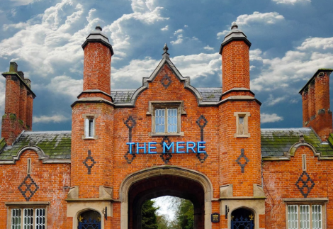 The Mere Resort is a firm favourite of Sunseeker Cheshire's playing host to a number of brand events with Sunseeker