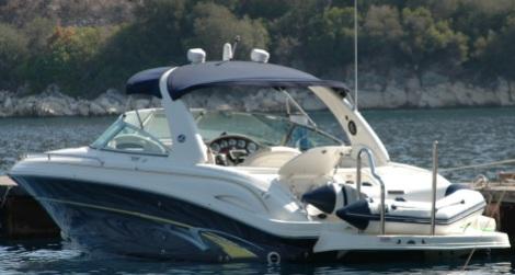 SEA RAY 295 Sun Sport 3