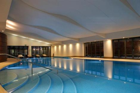 Top class facilities are offered to guests at The Mere, from the luxury spa to its stunning 18 hole golf course