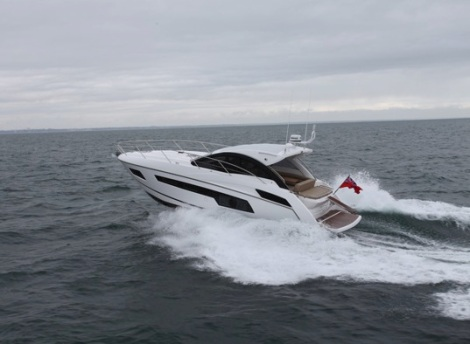 Adding to the new sales list, a Portofino 40 will shortly be bound for Poole Harbour with Sunseeker Southampton