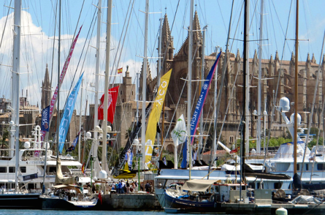 The Palma Superyacht Show features yachts over 24 metres for sale and charter