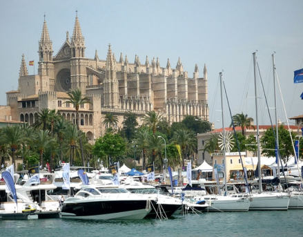Sunseeker Mallorca will exhibit at the Palma Boat Show from April 30th to May 4th