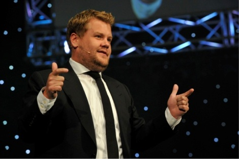 James Corden will unveil the new Sunseeker 75 Yacht at the 2014 London Boat Show