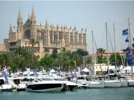 Sunseeker Mallorca will be exhibiting at the 31st Palma Boat Show