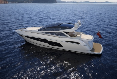 The Predator 57 introduces a completely new model to the Sunseeker range