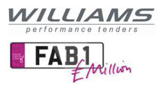 Williams Tenders, proud supporters of the Breast Cancer Care FAB1 Million campaign