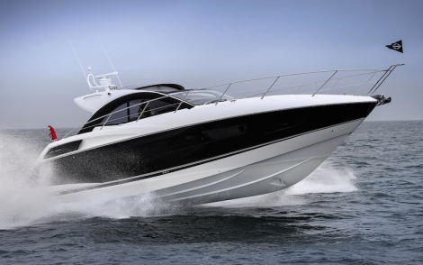 "The Sunseeker San Remo won the ""best sportscruiser over 45ft"" category at the Motor Boat Awards 2014"