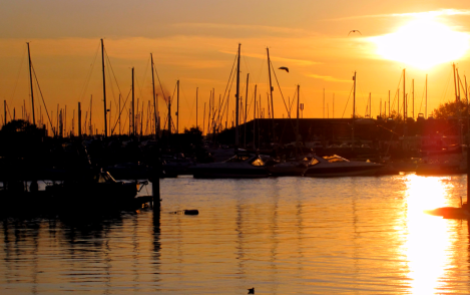 MDL's Hamble Point Marina is a popular location on the Solent, offering excellent facilities for boat owners