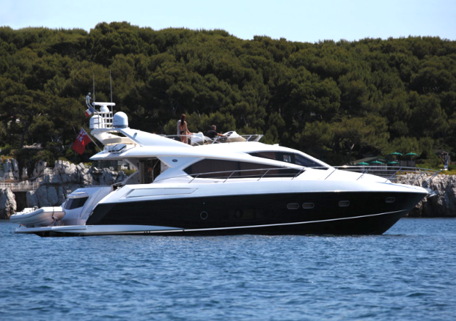 The Sunseeker Mallorca display at Palma Boat Show will feature a Manhattan 63