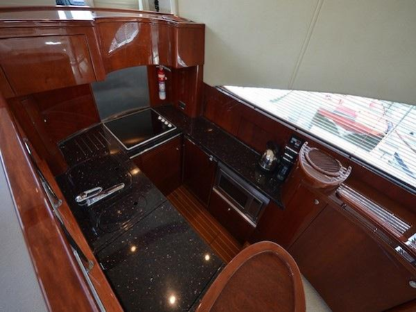 "Sunseeker Southampton reduce Fairline Squadron 58 ""FREE SPIRIT"""