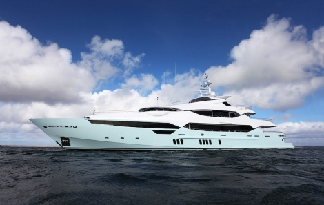 The highly documented launch of the Sunseeker 155 Yacht marks a landmark achievement for the British yachting industry
