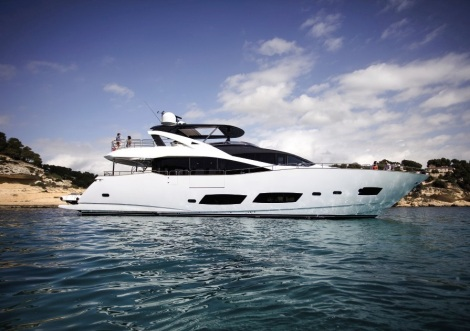 The position will be responsible for sales development of larger Sunseeker yachts in mainland Spain and Mallorca
