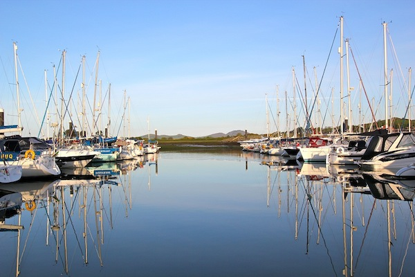 Pwllheli Marina is located near to the popular boating destination of Abersoch, a haven for sailing and yachting