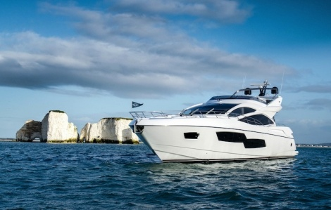 Available for immediate delivery: Sunseeker 80 Sport Yacht