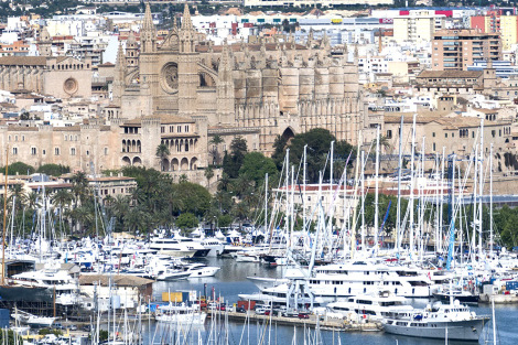 The Palma de Mallorca Superyacht Show showcases superyachts over 24 metres