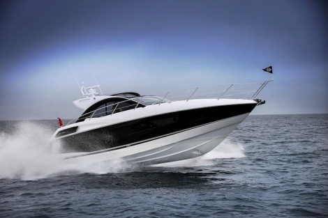 Cruiser: Sunseeker San Remo 485