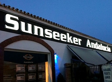Sunseeker Andalucia has opened a new office in Puerto Banus, Marbella