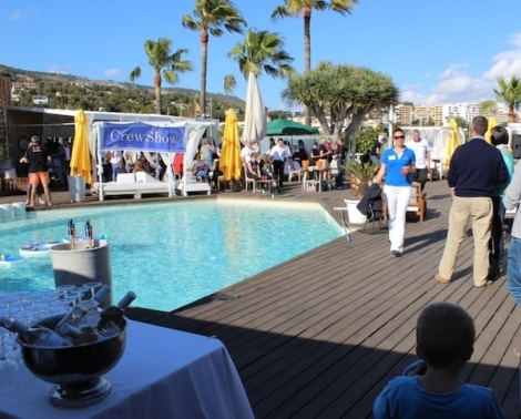 The Crew Show in Portals is a very popular annual event in the industry was attended this year by theSunseeker Mallorca team