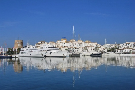 Sunseeker Andalucia is now present in the hugely popular marina of Puerto Banus, Marbella