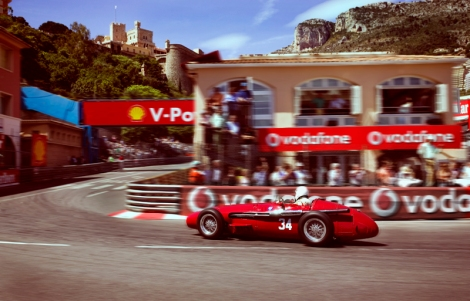 Sunseeker Monaco will be hosting a number of events to mark the 72nd Monaco Historic Grand Prix on 9th-11th May