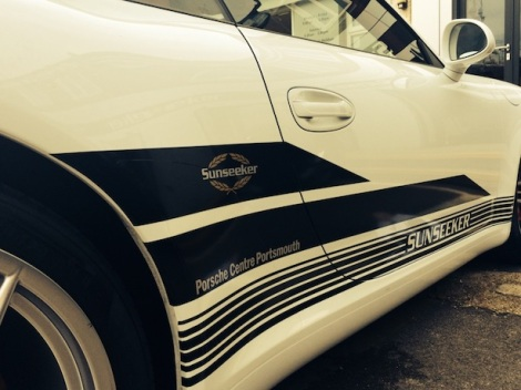 The synergy between the Sunseeker London Group and Porsche Cars GB has some stunning results