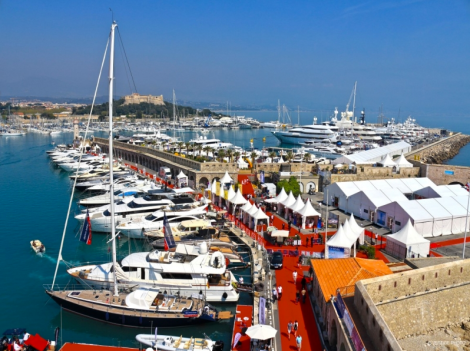 Sunseeker France will exhibit at Antibes Yacht Show from April 23rd to 26th in Port Vauban