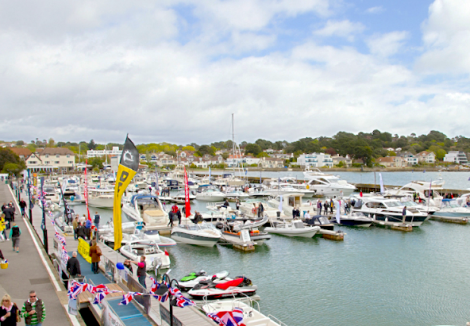 RSVP to the Sandbanks Boat Show with Sunseeker Poole and confirm your attendance for the 10th and 11th May