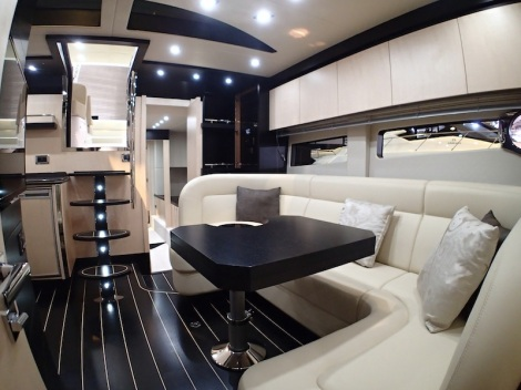 Class leading all-rounder: The Portofino is a popular entry-level model to the Sunseeker range