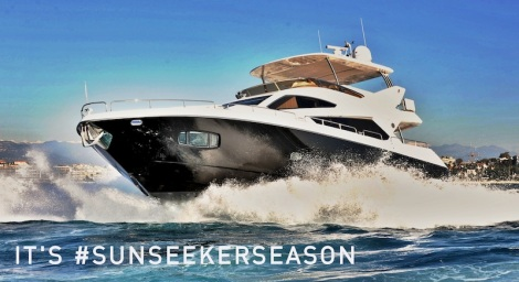 #SunseekerSeason is here: Follow the latest Sunseeker London Group news and events via our social media portals