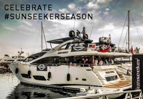 Celebrating the best of Sunseeker this season, we have launched a new social media campaign: #SunseekerSeason