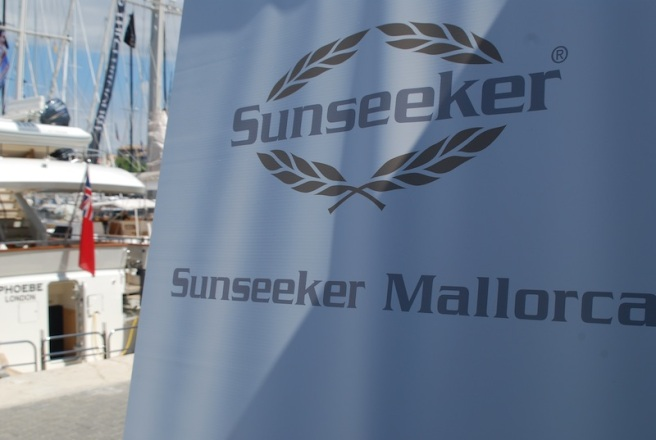 Sunseeker Mallorca exhibited at the Palma Superyacht Show from April 30th - May 4th
