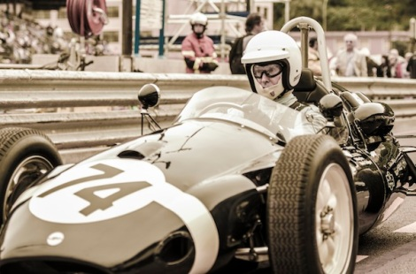 The Monaco Historic Grand Prix features some of the finest racing cars in the world