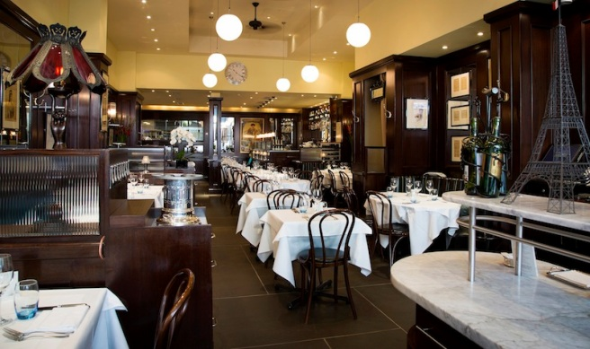 Galvin Bistrot de Luxe produces stunning French cuisine, with a traditional luxury feel