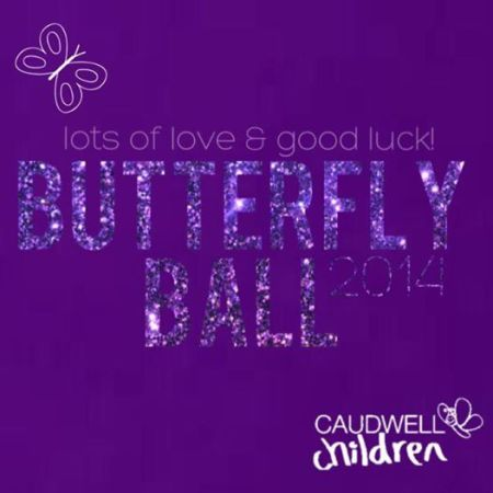 The 2014 Caudwell Children Butterfly Ball raised an incredible £2.5 million