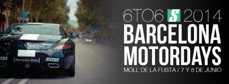 Sunseeker Spain are exhibiting at the 6to6 Barcelona Motordays, from June 7th-8th
