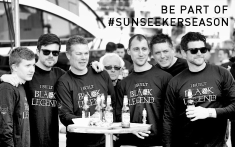 From yacht parties and launch events, to boat shows and open days, #SunseekerSeason has it covered