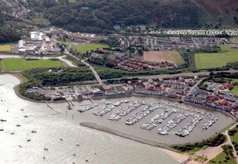 The All Wales Boat Show runs from 30th May to 1st June in Conwy Marina