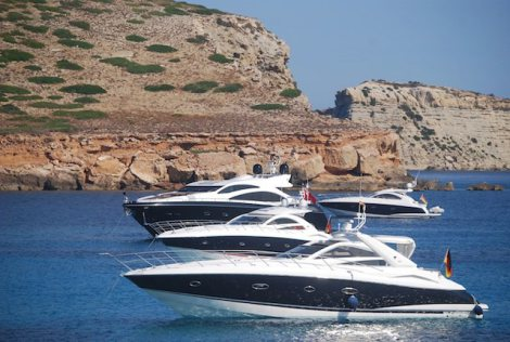 Sunseeker Mallorca will showcase a selection of flybridge and Predator style yachts at the Best of Yachting weekend